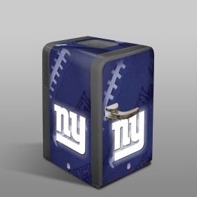 New York Giants Portable Party Refrigerator