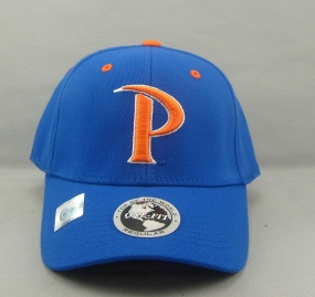 Pepperdine Waves Team Color One Fit Hat