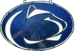 Penn State Nittany Lions Suncatcher