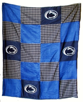 Penn State Nittany Lions Quilt