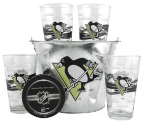 Pittsburgh Penguins Gift Bucket Set