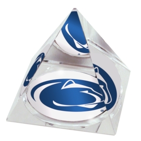Penn State Nittany Lions Crystal Pyramid