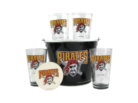 Pittsburgh Pirates Gift Bucket Set