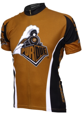 Purdue Boilermakers Cycling Jersey
