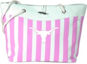 Texas Longhorns Pink Cabana Tote