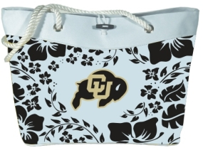 Colorado Buffaloes Hibiscus Tote