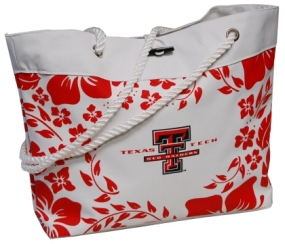Texas Tech Red Raiders Hibiscus Tote