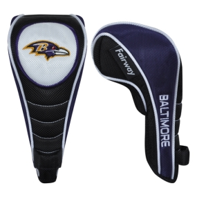 Baltimore Ravens Fairway Headcover