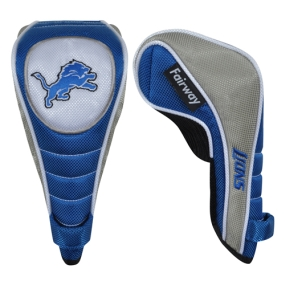Detroit Lions Fairway Headcover