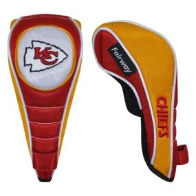 Kansas City Chiefs Fairway Headcover