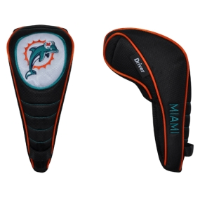 Miami Dolphins Driver Headcover