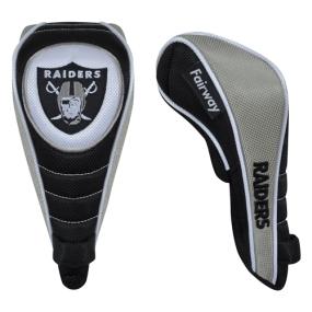 Oakland Raiders Fairway Headcover