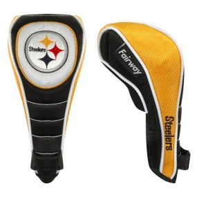 Pittsburgh Steelers Fairway Headcover