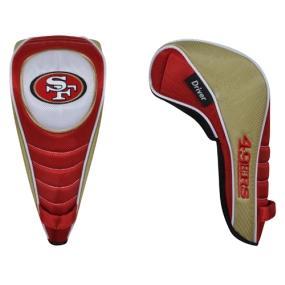 San Francisco 49ers Driver Headcover