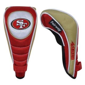 San Francisco 49ers Fairway Headcover