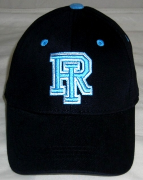 Rhode Island Rams Youth Team Color One Fit Hat