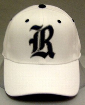 Rice Owls White One Fit Hat