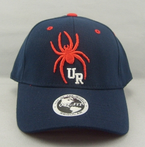 Richmond Spiders Team Color One Fit Hat
