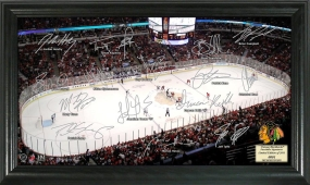 Chicago Blackhawks Signature Rink