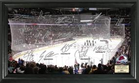 Colorado Avalanche Signature Rink