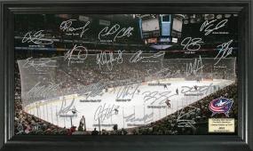 Columbus Blue Jackets Signature Rink