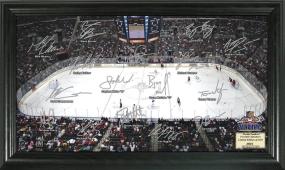 Florida Panthers Signature Rink