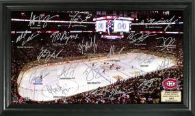 Montreal Canadiens Signature Rink