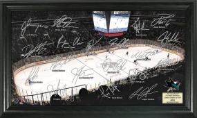 San Jose Sharks Signature Rink