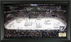 Tampa Bay Lightning Signature Rink