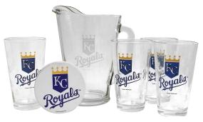 Kansas City Royals Pitcher Set