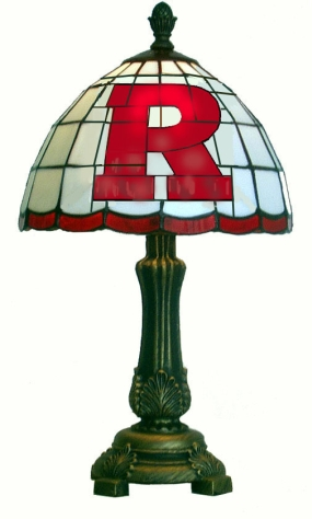 Rutgers Scarlet Knights Accent Lamp
