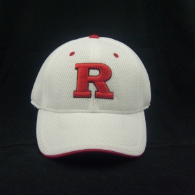 Rutgers Scarlet Knights White Elite One Fit Hat