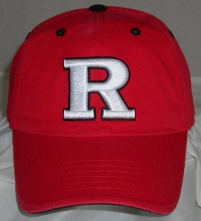 Rutgers Scarlet Knights Adjustable Crew Hat