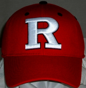 Rutgers Scarlet Knights Team Color One Fit Hat