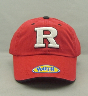 Rutgers Scarlet Knights Youth Crew Adjustable Hat
