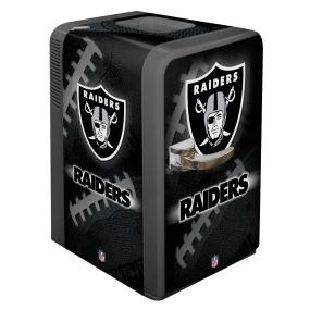 Oakland Raiders Portable Party Refrigerator