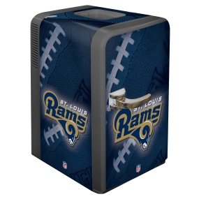 St. Louis Rams Portable Party Refrigerator