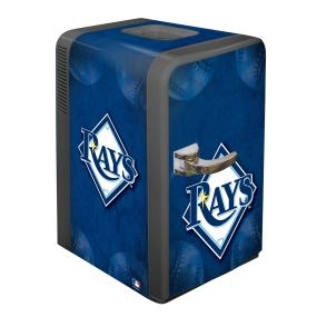 Tampa Bay Rays Portable Party Refrigerator