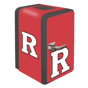 Rutgers Scarlet Knights Portable Party Refrigerator