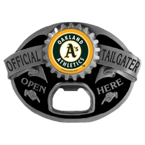 MLB Buckle - Oakland Athletics