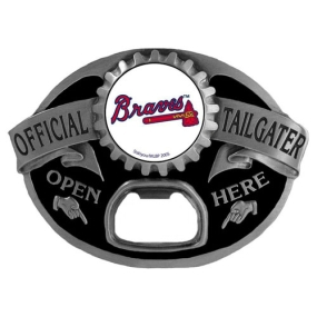 MLB Buckle - Atlanta Braves