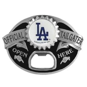 """MLB Buckle - LA Dodgers """"LA"""""""