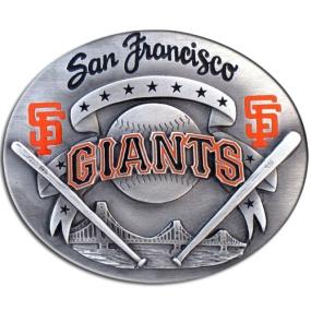 MLB Belt Buckle - San Francisco Giants