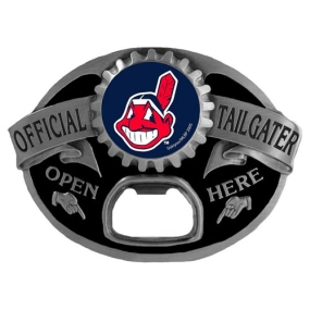 MLB Buckle - Cleveland Indians