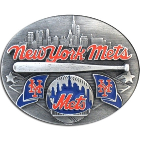 MLB Belt Buckle - New York Mets