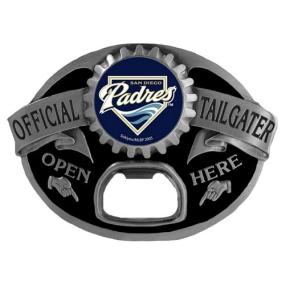 MLB Buckle - San Diego Padres