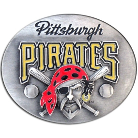 MLB Belt Buckle - Pittsburgh Pirates