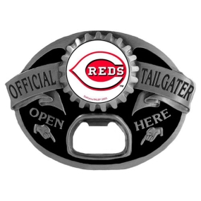 MLB Buckle - Cincinnati Reds