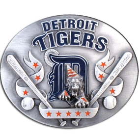 MLB Belt Buckle - Detroit Tigers