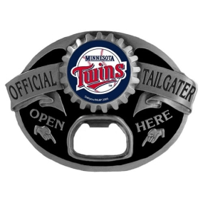 MLB Buckle - Minnesota Twins